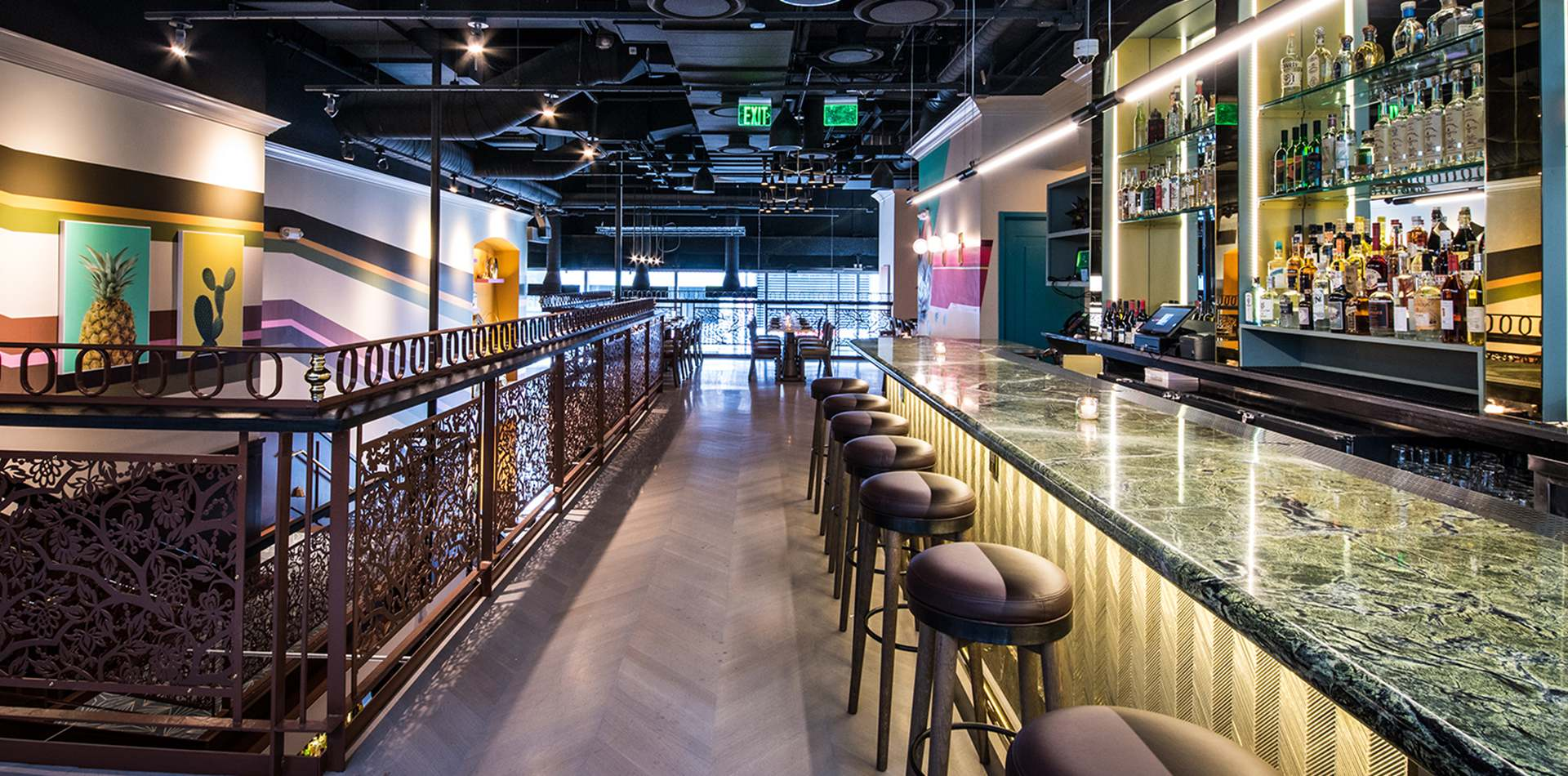Rooftop Bars Nyc >> Private Events | Best Mexican Restaurant in Midtown ...